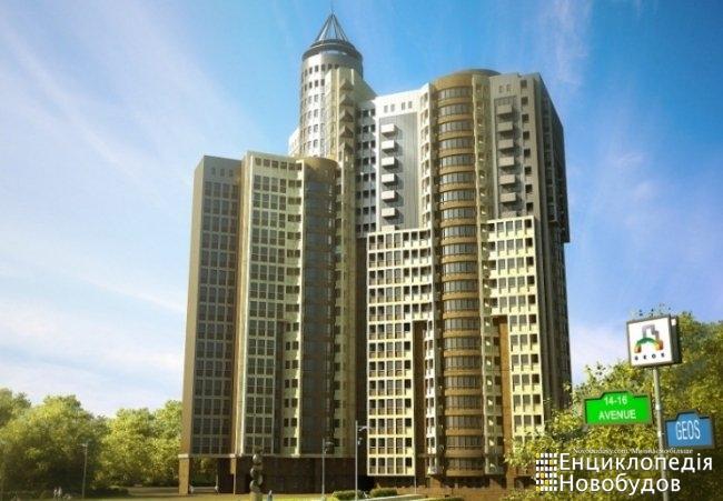 ЖК Avenue 14-16 (Авеню), Київ, Дружби Народів