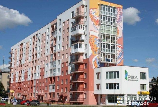 Новобудова, Львів, Чорновола-Торфяна
