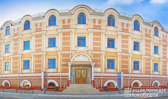 БЦ Empaer Motors, Суми, Козацький Вал