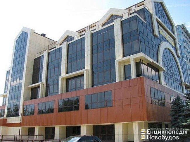 Офісний центр, Запоріжжя, пр. Леніна