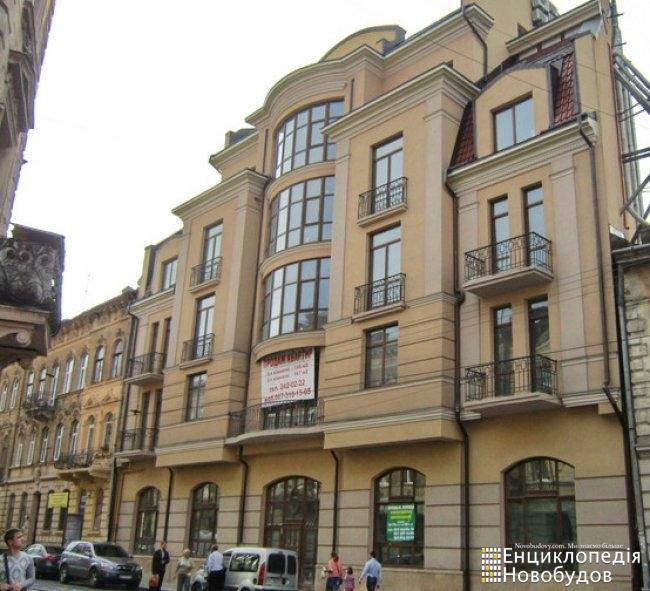 Новобудова, Львів, Рутковича