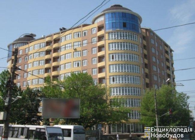 ЖК, м. Сімферополь, вул. Тренева, Тролейбусна