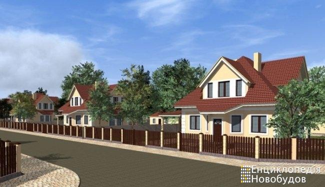 Коттеджный городок Травневый гай, Дымер, Киевская область