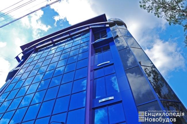 Бизнес-центр Ультрамарин, Хмельницкий