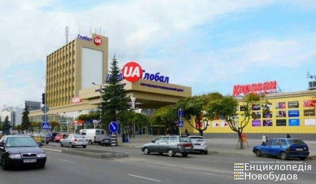 Торгово-розважальний центр Глобал UA, Житомир, Київська