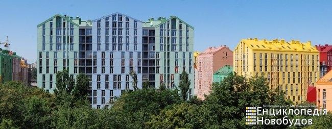 ЖК Комфорт Таун, Киев, Регенераторная (Воссоединения)