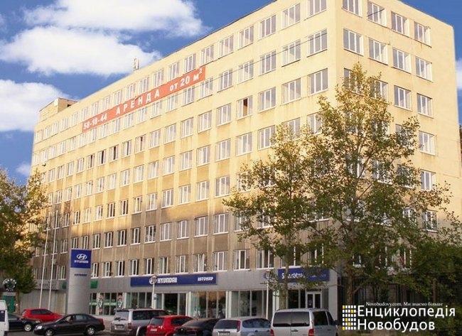 БЦ Космос плаза, Николаев, Космонавтов