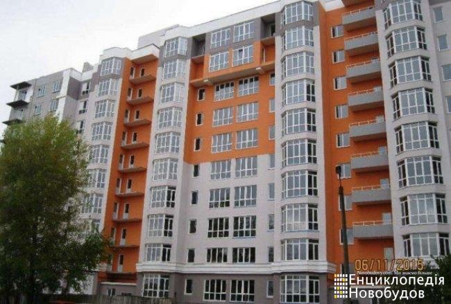 Новобудова, Чернігів, Жабинського