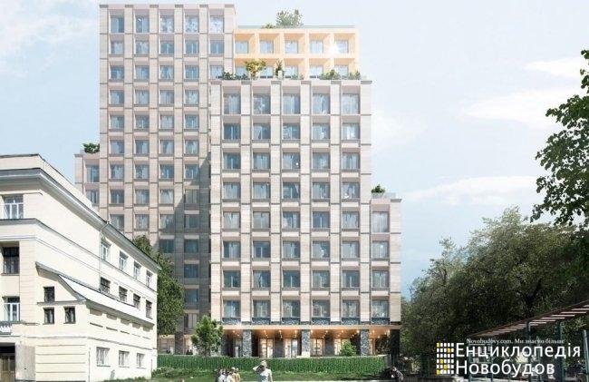 ЖК RESIDENT Concept House, Київ
