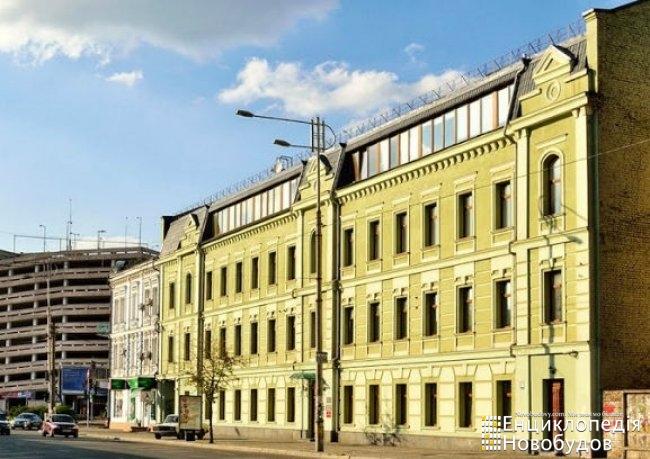 БЦ, Київ, Жилянська