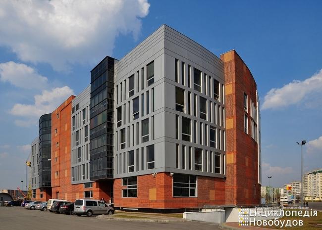 Торгово-офісний центр Інтерсіті, Львів (Сихів)
