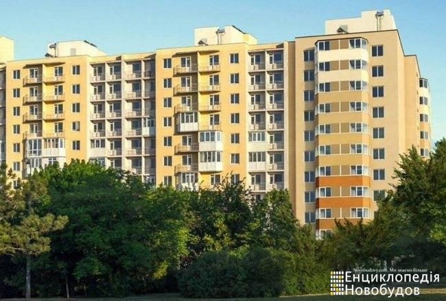 ЖК Олімп, Миколаїв