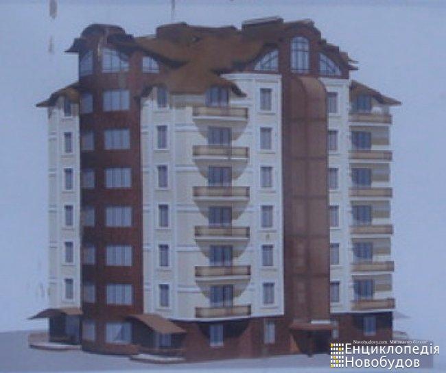 Новобудова, Рівне, Кн. Володимира