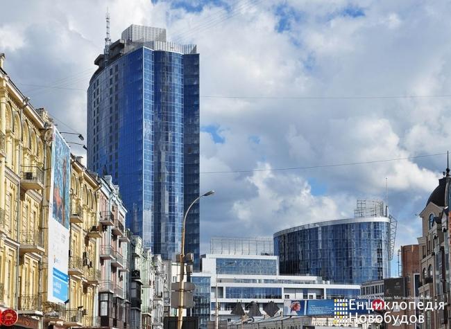 БЦ, ТРЦ Гулівер, Київ