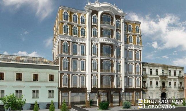 ТОЦ Атлант, Одесса, Пушкинская