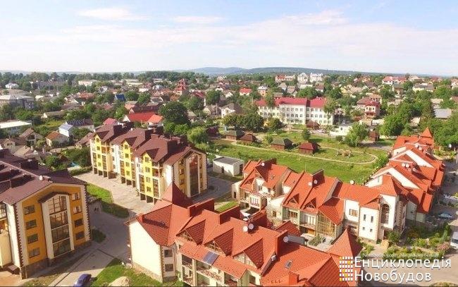 ЖК Виденская Брама, Черновцы