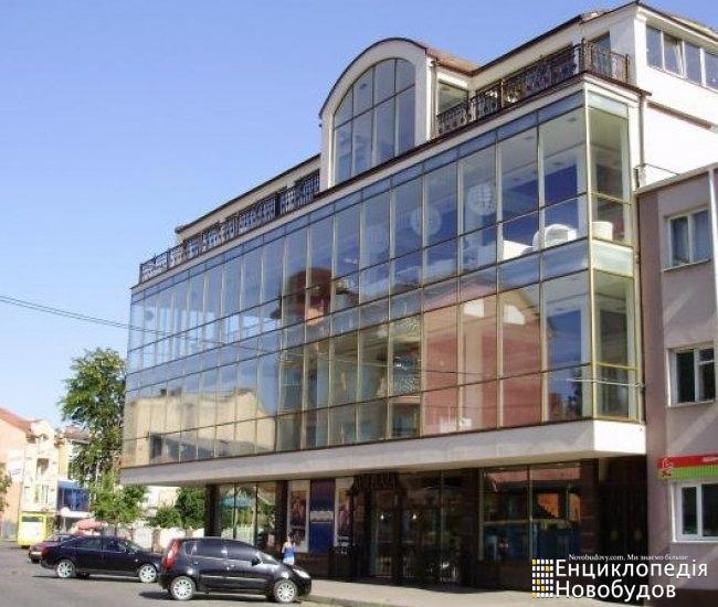 Торговый центр New Plaza, Ужгород, Фединца