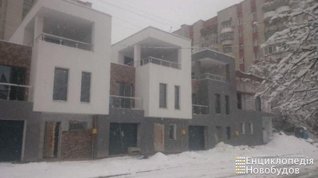 Таунхаусы, Львов, Молдавская - Бойчука
