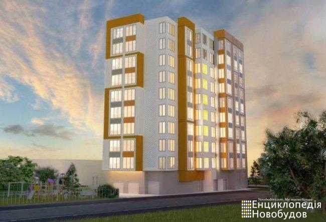 Новобудова, Івано-Франківськ, Хмельницького