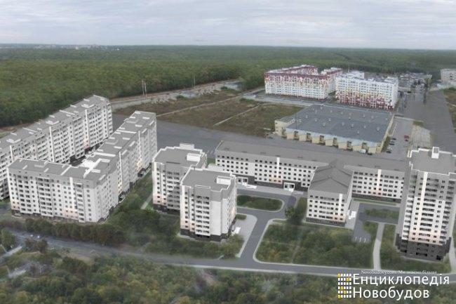 ЖК на Архітекторів, Харків