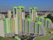 ЖК Паркове місто, Київ, Вишгородська (3 черга)