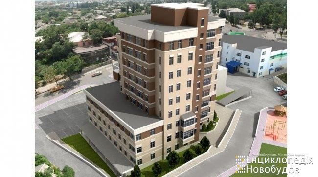 ЖК Кіровський, Мелітополь