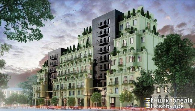 ЖК Park Residence, Дніпро