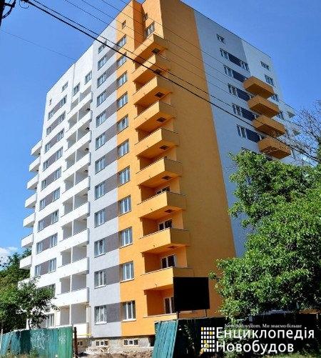 Новая жизнь в новом доме на Борщаговке